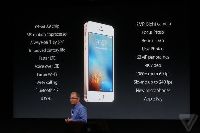 """苹果发布最强大4英寸iPhone,手机圈要刮起""""小屏风"""""""