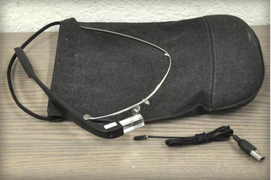 eBay网店泄露新版谷歌眼镜 谷歌紧急回收