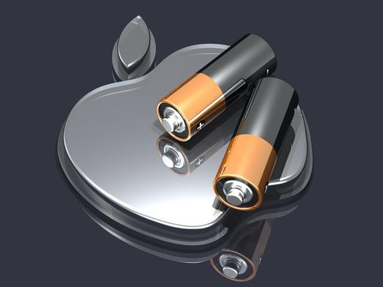 苹果正在开发新型电池:延长续航时间
