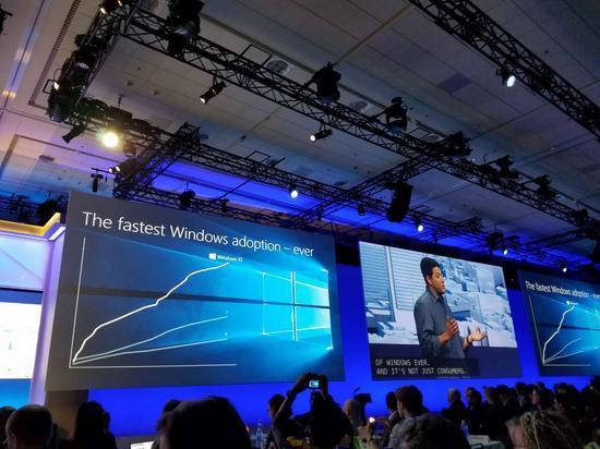 微软Windows主管:免费升级请抓紧