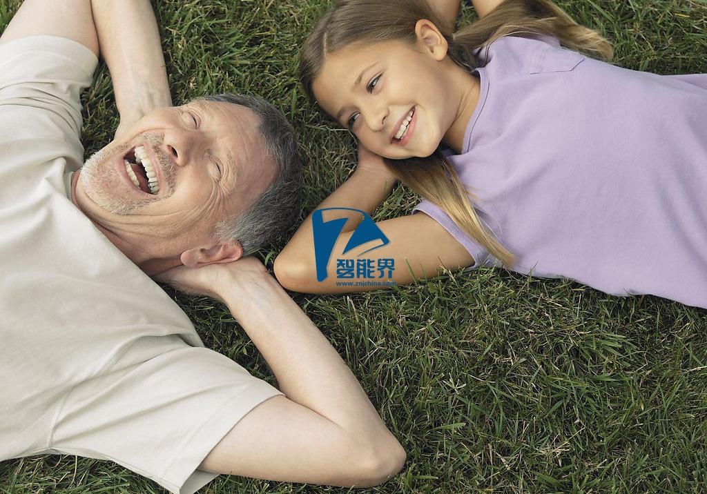 给儿童和老人的安全感