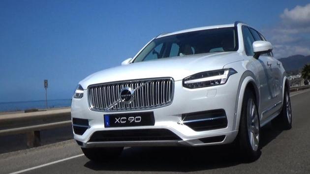 沃尔沃计划在中国测试无人驾驶汽车