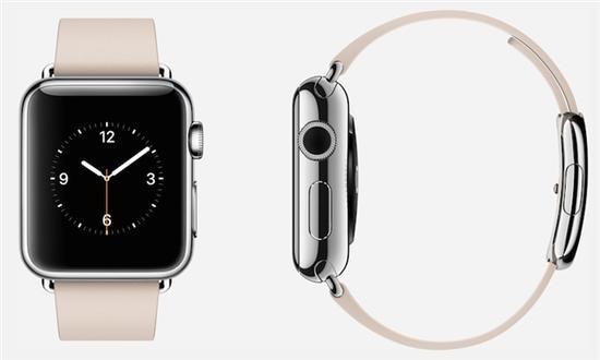 Apple Watch二代再曝:配OLED显示屏