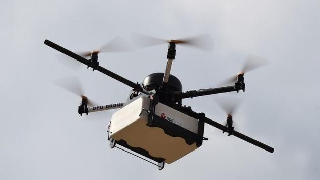澳大利亚测试无人机快递 小哥离失业还有多远