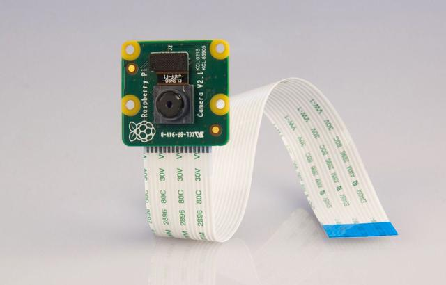 树莓派摄像头模块首次升级 良心厂家不变售价