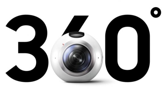 三星虚拟现实镜头将在4月29日发布 可360度拍摄