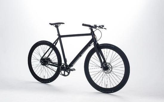 颤抖吧 Ampler电动单车外表跟普通单车一模一样