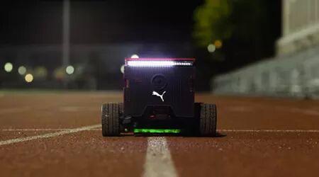 彪马推出智能陪跑机 帮助运动员提高跑步成绩