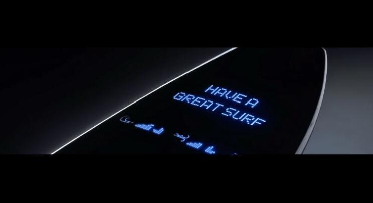 科技无孔不入 三星将推出Galaxy Surfboard冲浪板