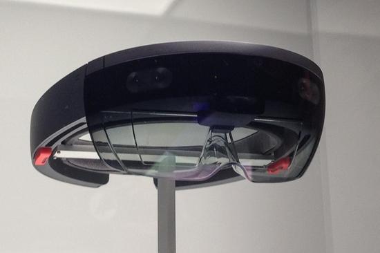 目光高远!微软HoloLens打算卖给军方