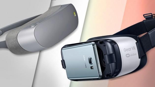 三星VR头盔最好?LG表示不服 结果惨遭打脸