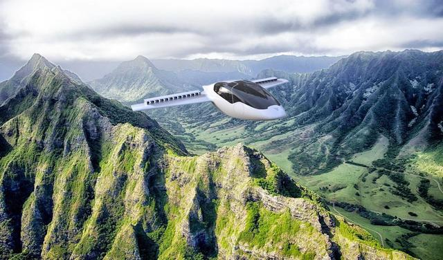 """又一样科幻电影的""""常客""""来到现实,这辆""""会飞的汽车""""有点酷"""