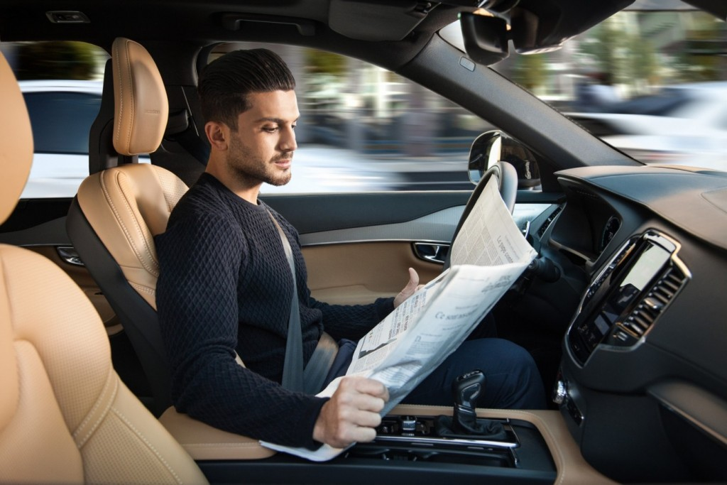 Mobileye 全自动驾驶,或最快 2019 年普及
