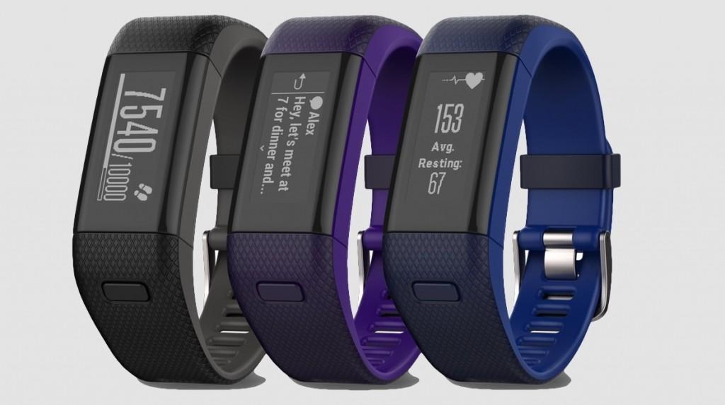 Garmin 推出了带 GPS 的手环,并且还有虚拟跑友让你不再独跑