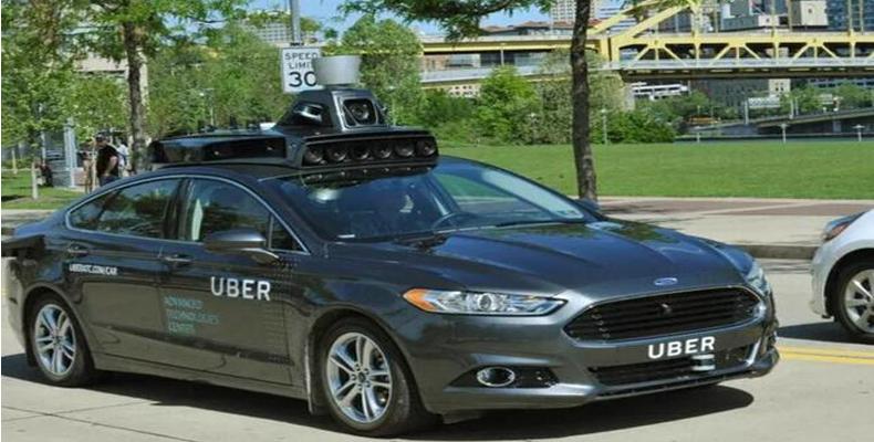丰田汽车战略投资Uber 双方将联手开发无人驾驶技术