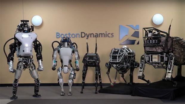 丰田接手波士顿动力:各种机器人到底会如何来到世间?