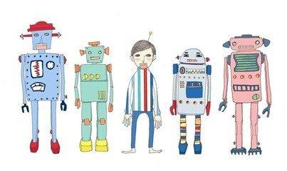 各种机器人到底会如何来到世间?
