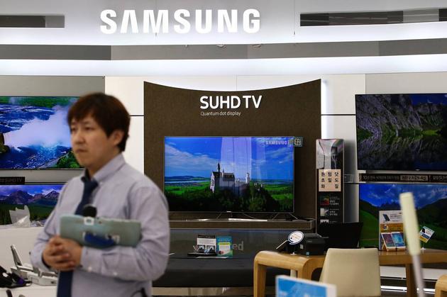 三星将扩大智能电视广告业务:探索更多收入来源