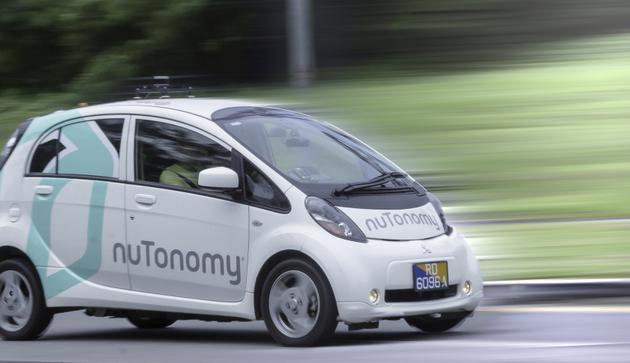 无人车创业公司NuTonomy融资1600万美元:研发无人出租车