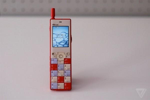 这是史上最漂亮的日系手机?