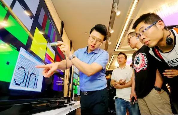 """彩电:中国有四个""""第一"""",但全球只有一个"""