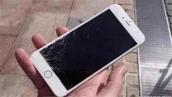 iPhone6s换屏后想要回坏屏?维修费6315元!