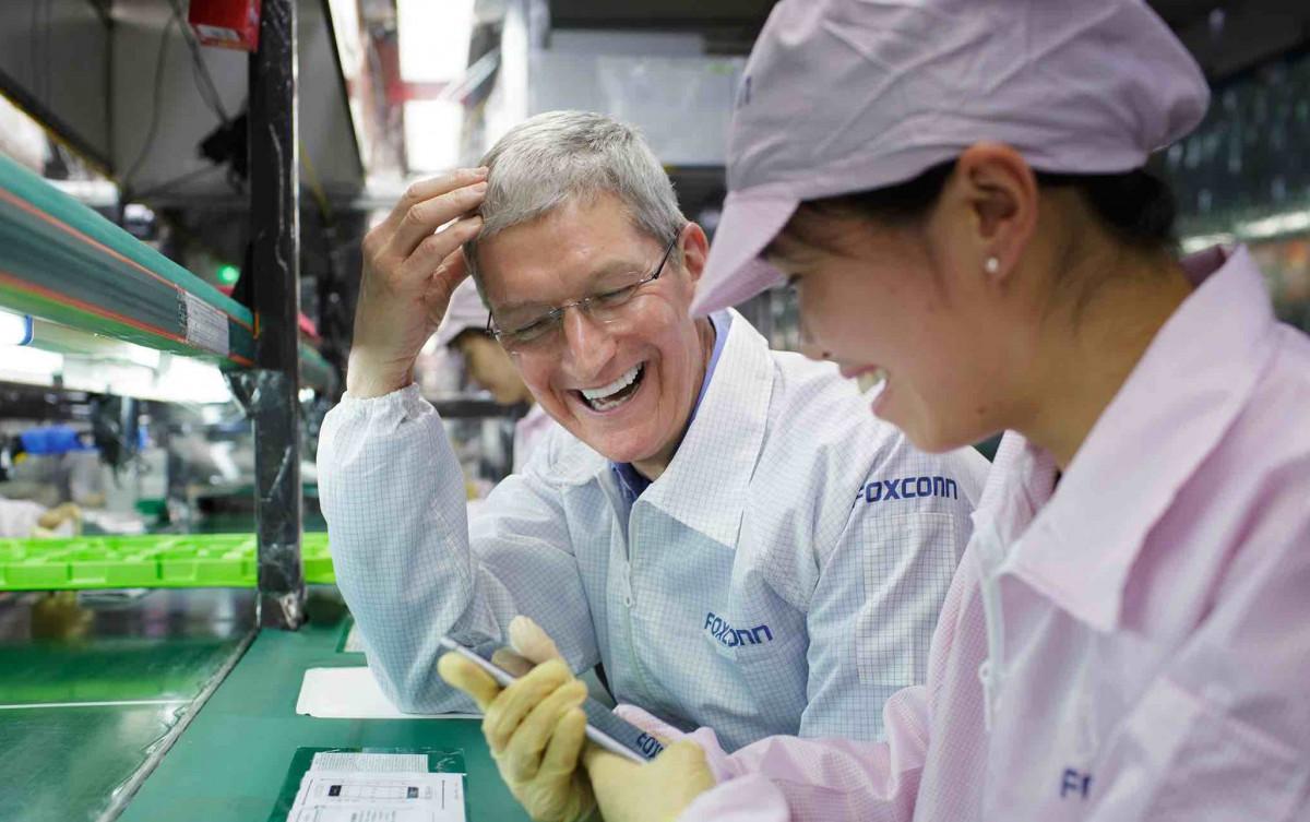 为了摆脱对苹果的依赖,富士康也要玩互联网金融了