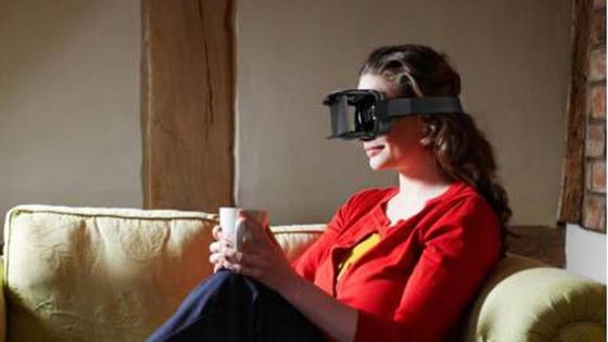 """看蚁视如何打造""""VR+""""开放生态系统"""