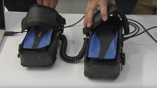 厉害!截肢者为自己制作用脚操作的游戏控制器