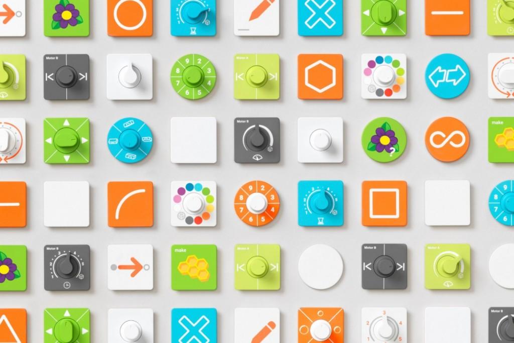 谷歌推出 Project Bloks,想把科技未来的种子更早地植入到孩子的心中