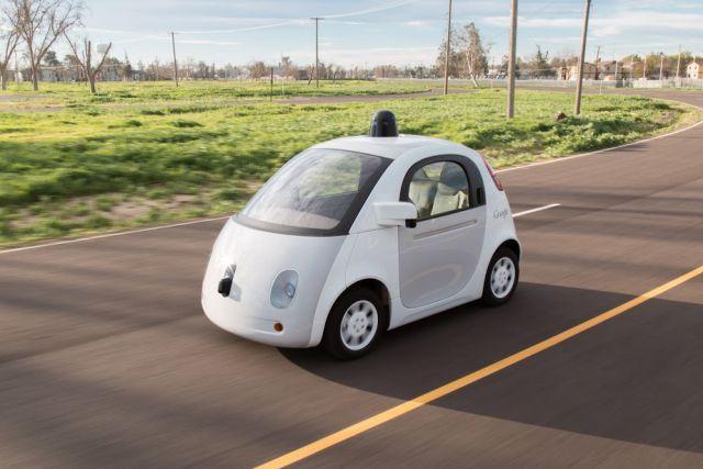 Google的无人车可同时识别上百辆自行车