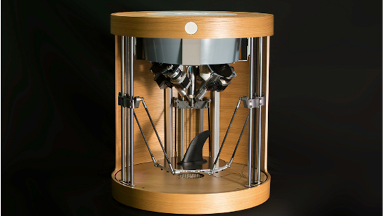 超豪华3D打印机竟然能同时处理四种材料