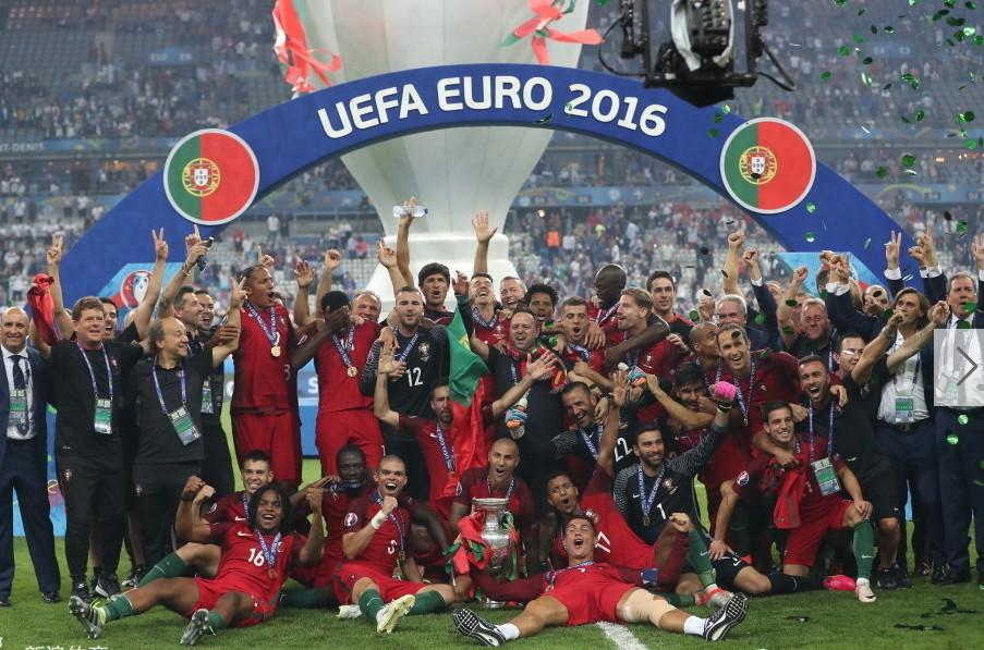 除了欧洲杯,球员身上的这些高科技也值得一看