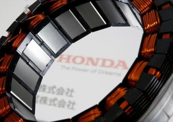 本田开发全球首款无重稀土电机,可用于油电混合动力汽车