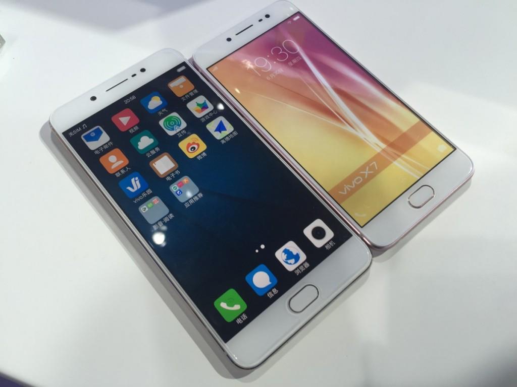 vivo X7 Plus 价格正式公布,2798 元人民币