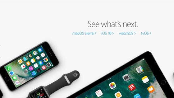 苹果放出系统更新全家桶 正式版+测试版全都有