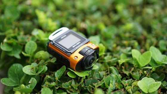 评理光WG-M2运动相机 4K超广角录制适合骑行