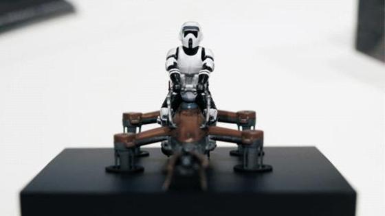 星球大战官方推出无人机 神还原还支持空中对战