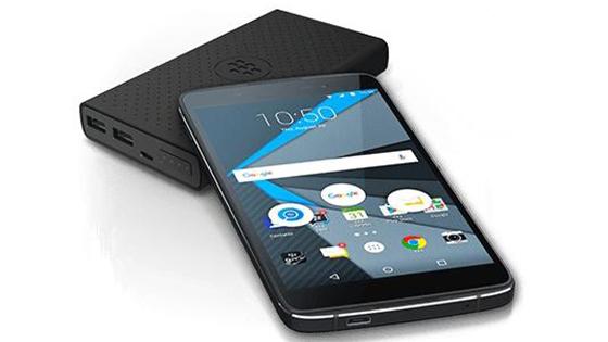 黑莓DTEK50发布 号称能够加密所有信息