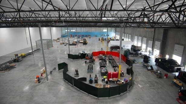 Hyperloop One揭秘其世界首家制造工厂