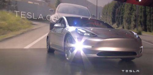 有车就是任性 未来特斯拉车主可以自主过滤乘车对象