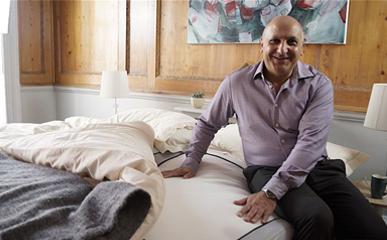 【智能界大百科】智能床Balluga 让你夜夜睡得香