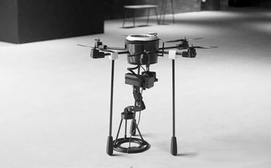 【智能界大百科】Mine Kafon Drone:世界首款扫雷无人