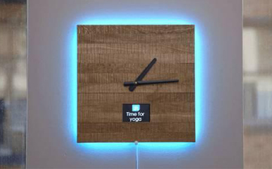 【智能界大百科】Ingrein Clock是世界上第一款豪华智能闹钟