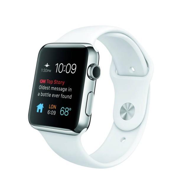 前员工曝内幕 Apple Watch表带本该有传感器