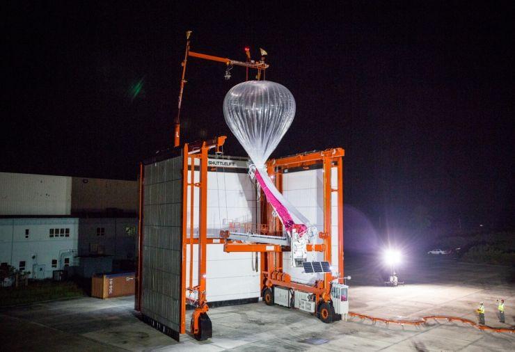 谷歌气球项目Loon换帅,面临商业化压力