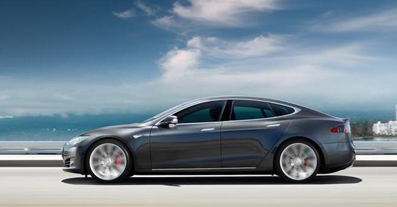 特斯拉CEO:Model S是你能买到的加速最快汽车