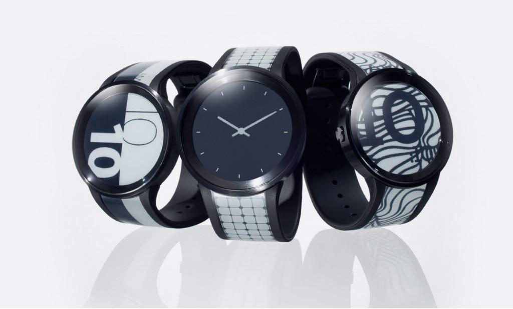 索尼发布第二代墨水屏智能手表 FES Watch U,可续航三周