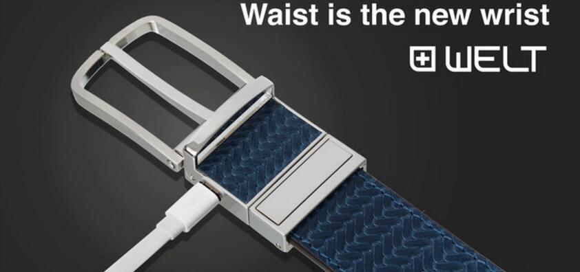 三星WELT智能腰带将量产:功能多样 售价69美元