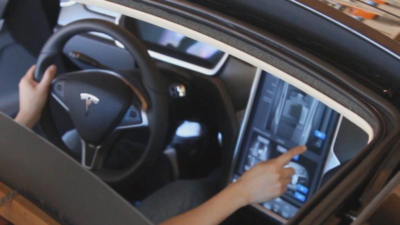 """特斯拉新项目名为""""Tesla Glass"""",马斯克欲进军头戴式设备市场?"""